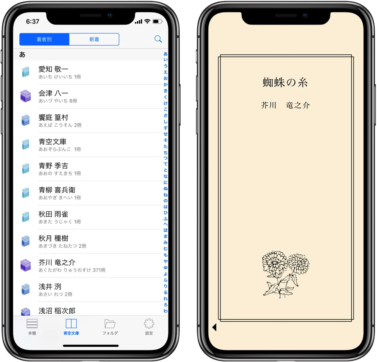 Ibunko s iphone x2
