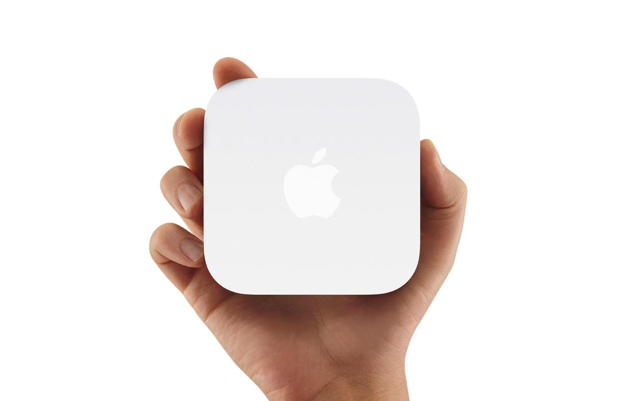 Apple、「AirMac」シリーズを在庫限りで販売終了へ