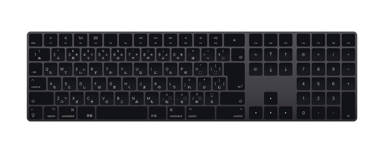 Space gray mouse keyboard trackpad2