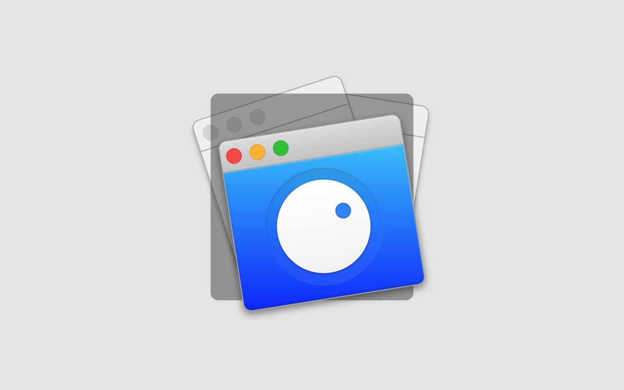 最前面の画面だけハイライトするMacアプリ「HazeOver」が値下げセール中