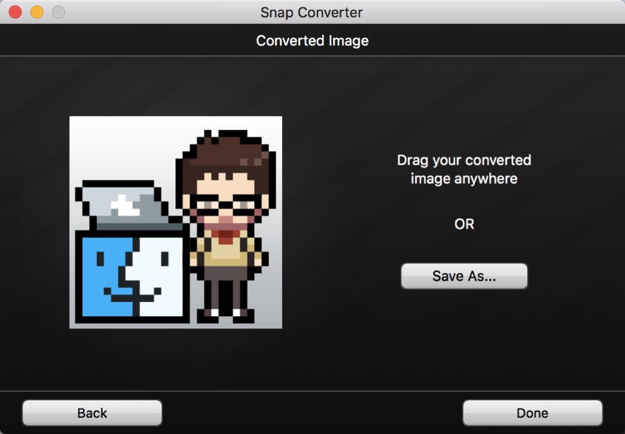 Snap converter2