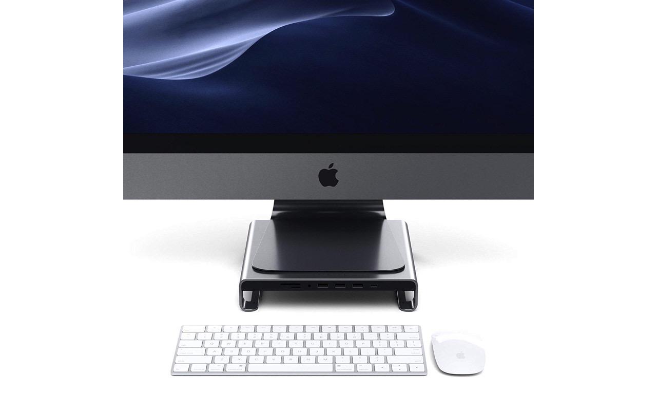 Satechi Type-C アルミニウム iMac スタンド 発売開始