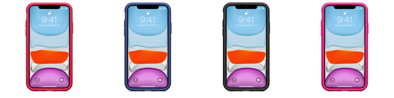 Otterbox lumen series case for iphone 111