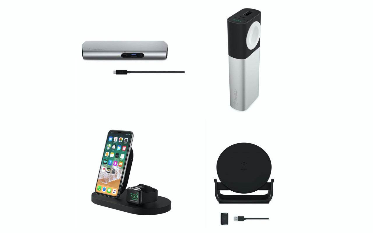 Amazon、Belkin 製モバイルバッテリー・ワイヤレス充電器のタイムセール実施中