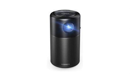 Amazon タイムセールで32%オフ!モバイルプロジェクター「Anker Nebula Capsule Pro」