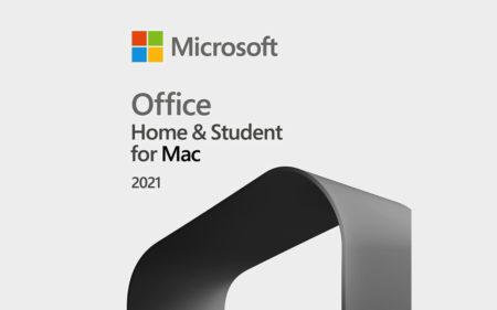 Office 2021 for Mac 永続ライセンス版 発売開始